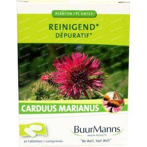 Buurmanns Carduus marianus 30 St Tabletten