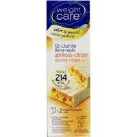 Weight Care Maaltijdreep abrikoos/citroen 2 stuks