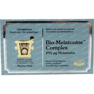 Pharma Nord Bio melatonine complex 0.3 mg 120  Zuigtabletten