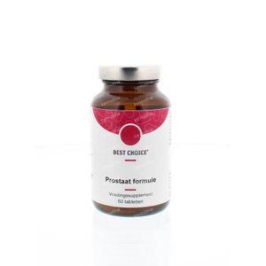 Best Choice Prostaat formule 60 St Tabletten