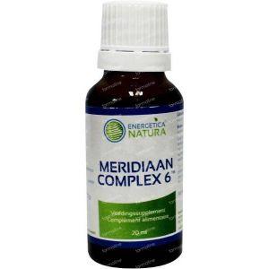 Meridiaancomplex 6 kern 20 ml