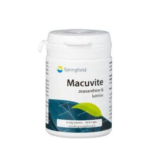 Springfield Macuvite 30 St vcaps