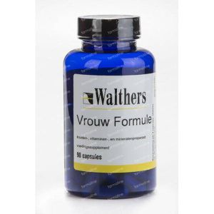 Walthers Vrouw formule 90 St Capsules