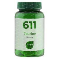 AOV 611 Taurine 500 mg 60  vcaps