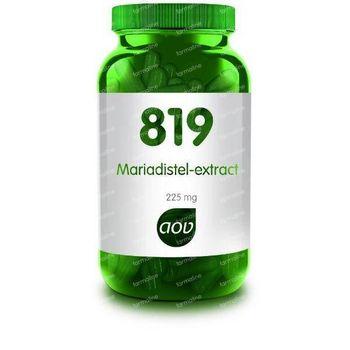 AOV 819 Mariadistel extract 225 mg 90 vcaps