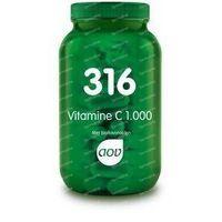 AOV 316 Vitamine C 1000 mg Bioflavonoiden 50 mg 180 tabletten