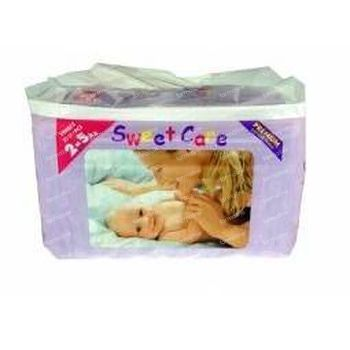 Sweetcare Luiers Mini 2-5 kg 25 stuks