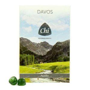 CHI Davos mond en keelpastilles 24 Stuks pastilles