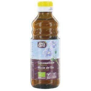 Ekoland Lijnzaadolie 250 ml