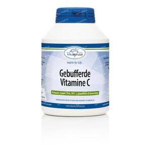 Vitakruid Gebufferde Vitamine C 150 vcaps