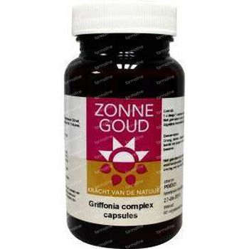 Zonnegoud Griffonia complex 60 caplets