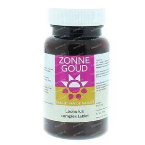 Zonnegoud Leonurus cardiaca complex 120 tabletten