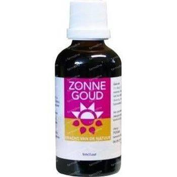 Zonnegoud Ribes nigrum simplex 50 ml