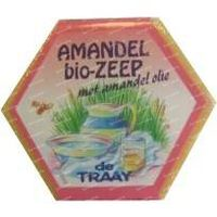 Traay Zeep amandel olie bio 100 g