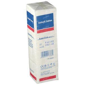 Cutisoft Cotton 5 x 5 cm 100 stuks