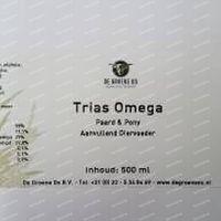 Groene Os Trias omega paard & pony 500 ml