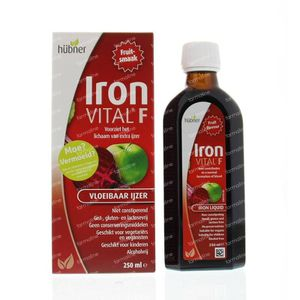 Hubner Iron vital 250 ml