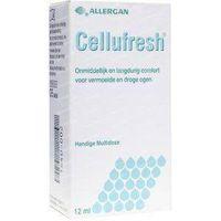 Allergan Cellufresh oogdruppels 12 ml