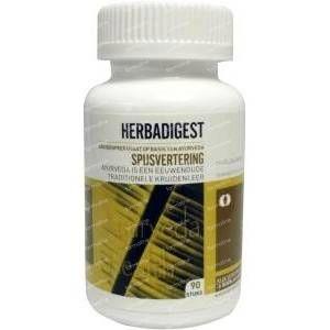 Ayurveda Health Herbadigest 90 capsules