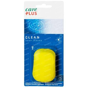 Care Plus Clean soap leaves 50 stuks