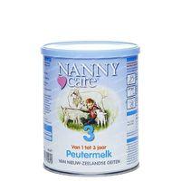 Nannycare Peutermelk van geiten 3 400 g