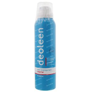 Deoleen Satin spray regular 150 ml