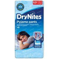 Huggies Drynites boy 8-15 jaar 9 stuks