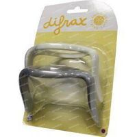 Difrax Handgreep S-fles breed 2 stuks
