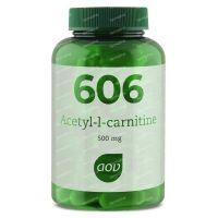 AOV 606 Acetyl L-Carnitine 500 mg 90  vcaps
