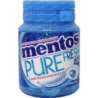 Mentos Pure fresh mint pot 30 stuks