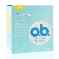 OB Tampons pro comfort normaal applicator 16 stuks