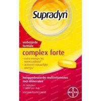 Supradyn Complex forte 35  tabletten