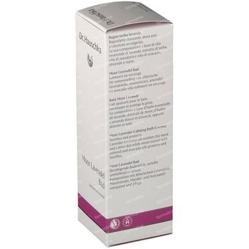 Dr. Hauschka Moor Lavendel Bad 100 ml