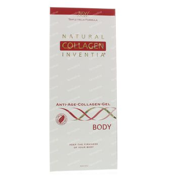 Natural Collagen Inventia Corps 100 ml