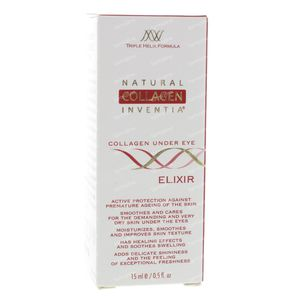 Natural Collagen Elixir Eyes 15 ml