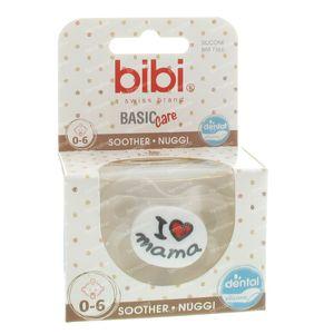Bibi Pacifier Mom 0-6M 1 item