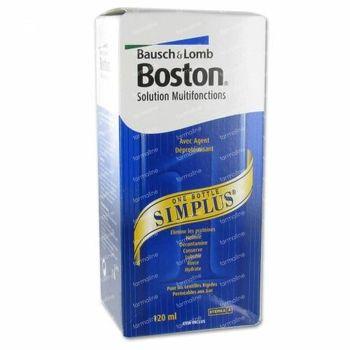 Boston Simplicity Flight Pack 120 ml solution