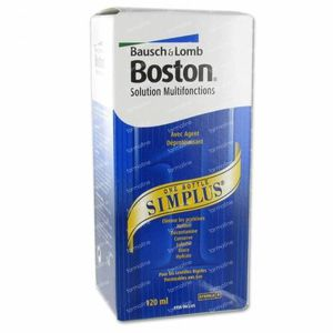 Boston Simplicity Flight Pack 120 ml solution