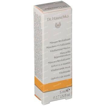 Dr Hauschka Mini Masque Revitalisant 5 ml