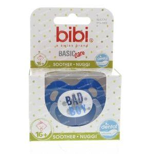 Bibi Pacifier Bad Boy 16M+ 1 stuk