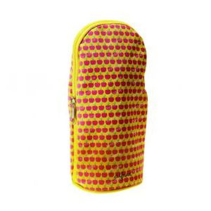 Difrax Bottle Bag Isolating Yellow / Red 1 St