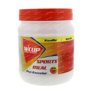 Wcup Sports Meal Vanille 500 g