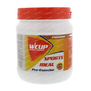Wcup Sports Meal Choco 500 g
