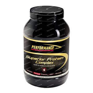 Performance Superior Protein Complex Chocolat 750 g