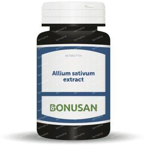 Alium Savitum Extrait 60 comprimés