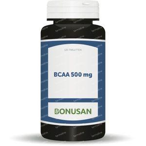 Bonusan Bcaa 500 mg 120 comprimés