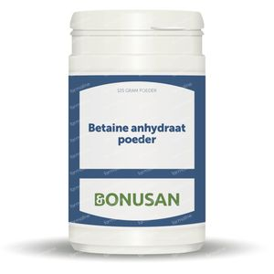 Betaine Anhydraat Poudre 125 g poudre