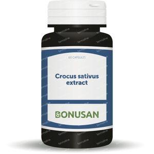 Bonusan Crocus Sativus Extrait 60 vcap