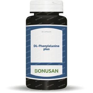 Bonusan DL Phenylalanine 400 mg 60 capsules