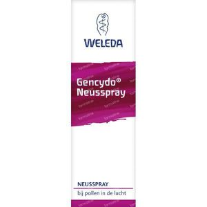 Weleda Gencydo neusspray 20 ml